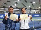 第227回ナイター男子D 中級以下優勝 東大介・櫻庭一成