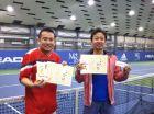 第228回ナイター男子D オープン優勝 高見泰世・菊川和樹