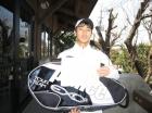 第12回中学生男子 優勝 上田 晋太郎
