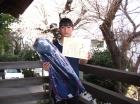 第31回中学生女子 優勝 横山桃香