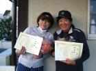 第1113回F3 準優勝 大嶋裕子・斉藤由美
