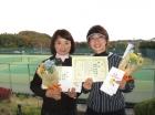 第1119回F3 優勝 横内知加子・宮本寿美枝