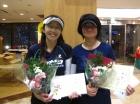 第1128回F3 優勝 並河久美・宇津木美子