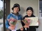 第1135回F3 準優勝 青柳美千代・松平直子