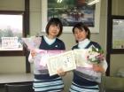 第1157回FB 準優勝 五味久美子・大津由紀子
