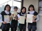 第1161回FT 準優勝 藤野和美・藤田まゆみ・今野恵子・稲又小織