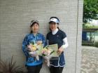 第1167回F3 優勝 浅野紫乃・西村圭子