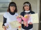 第1177回F3 優勝 安田和子・野崎優子