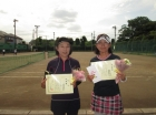 第1184回F3 準優勝 室谷百合子・安松恵子
