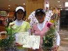 第1212回F4 準優勝 猿田久美・福澤和代