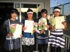 第1295回FT 優勝 山田麻衣子・関谷美智子・松本玲子・原田美砂子