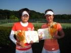 第1297回F4 優勝 白石ひろみ・関谷美智子