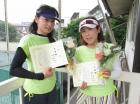 第1301回F3 準優勝 櫻田友紀・林益代