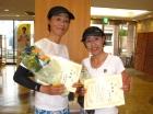第1321回FB 準優勝 松谷百合子・小西智子
