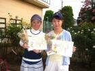 第1324回F4 準優勝 中島かおり・茂木葉瑠