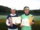 第1334回F3 準優勝 内山仁子・横塚清子