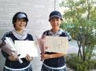 第1345回F4 優勝 宮本節代・長谷川ゆみ子