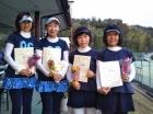 第1350回FT 準優勝 園田ひろみ・菊川昌子・岩﨑清子・竹延久美子