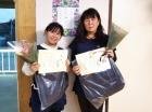 第1353回FB 優勝 池田美樹子・青木雅美