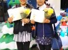 第1365回F3 優勝 本田祐子・新井敦子