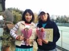 第1377回F4 準優勝 横内知加子・桑野睦子