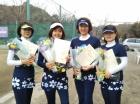 第1387回FT 準優勝 田中玲子・伊藤英子・岩﨑由紀子・藍悦子
