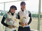 第1389回F3 準優勝 山田麻衣子・萩森明子