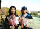 第1400回F4 優勝 横山知加子・桑野睦子