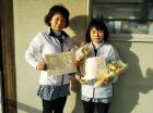 第1402回FB 準優勝 石川由紀美・市川裕美子
