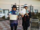 第1406回F4 準優勝 梅崎直子・柴山広美