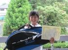 第13回小学生男子 優勝 二階堂 彰人