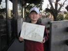 第15回小学生男子10歳以下 準優勝 和田 拓