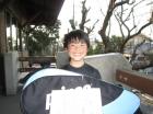 第16回小学生男子10歳以下 優勝 岩切 大樹