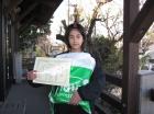 第18回小学生女子12歳以下 準優勝 出下 萌依