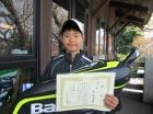 第22回小学生男子12歳以下 優勝 井上 啓太郎