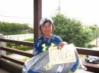 第30回小学生男子 12歳以下 優勝 山口 陽大