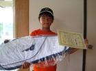 第33回小学生男子 10歳以下 優勝 西村 星吾