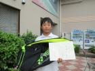 第35回小学生男女 12歳以下 優勝 川井 小太郎