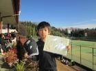 第36回小学生男子 10歳以下 準優勝 石崎 葵已