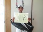 第38回小学生 10歳以下 優勝 小泉  蒼太