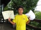 第39回小学生 12歳以下 準優勝 奈良岡 朋弥