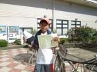 第40回小学生 10歳以下 準優勝 佐藤 京侑