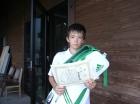第6回小学生男子 優勝 中西 聖也