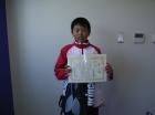第7回小学生男子 優勝 伊東 和輝