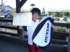 第9回小学生男子 優勝 中村 太一