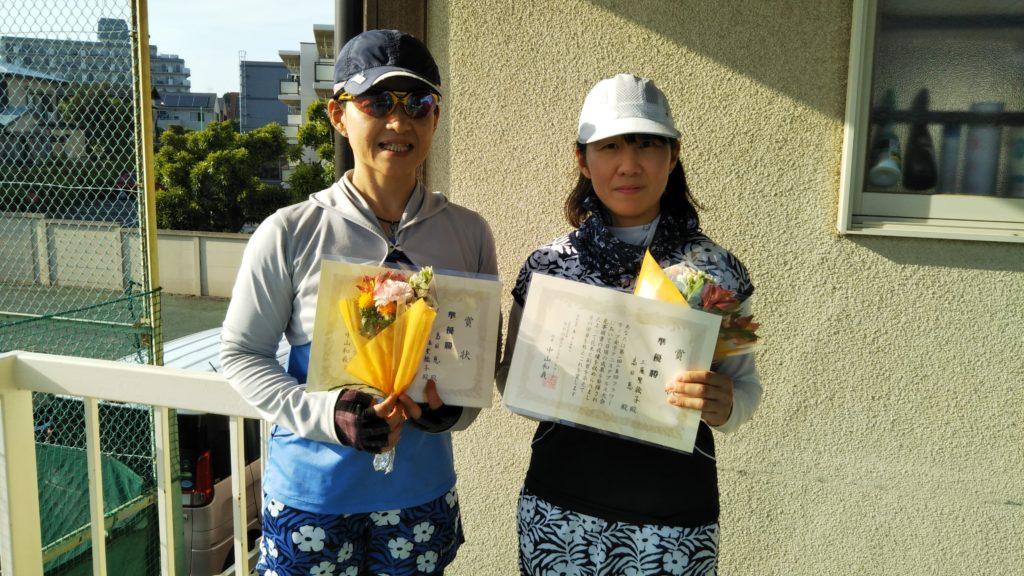 準優勝:島田・工藤ペア