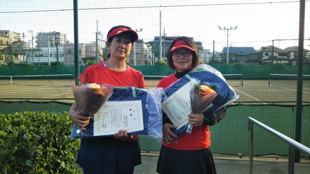 優勝:石井・今井ペア
