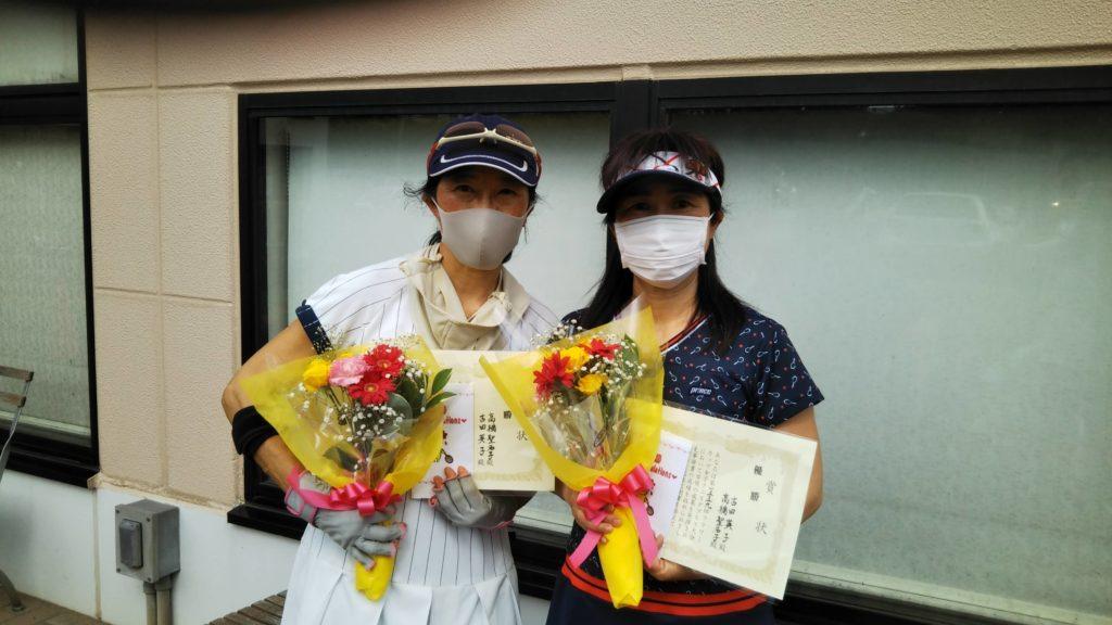 優勝:高橋・古田ペア