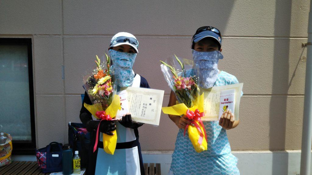 優勝:西村・原田ペア