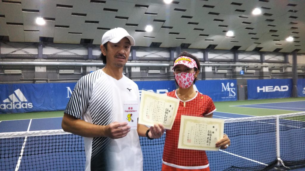 優勝:高橋夫妻
